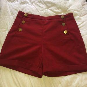 H&M ladies shorts